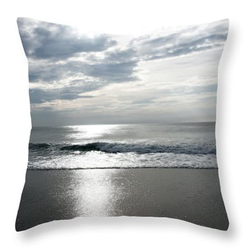Heavenly Morning II Throw Pillow