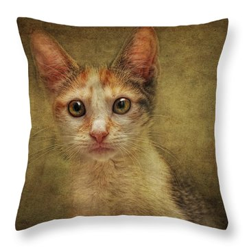Hecate Throw Pillow