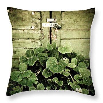 Hidden Nature Throw Pillow by Jessica Brawley