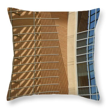 High Noon Two Throw Pillow