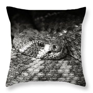 Hissy Fit Throw Pillow