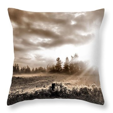 Hope II Throw Pillow