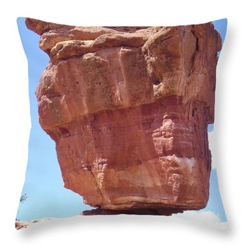 How Is This Possible? Throw Pillow