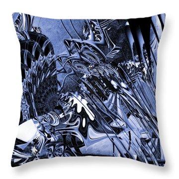 Hypnagogia Throw Pillow