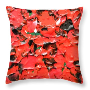 I Remember Throw Pillow by Marwan George Khoury