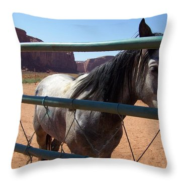 I Want To Break Free Throw Pillow by Dany Lison
