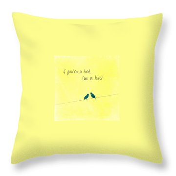 Beauty Throw Pillows