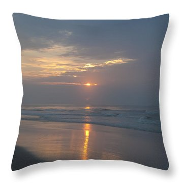 I'm Gonna Get Up And Make My Life Shine Throw Pillow by Bill Cannon