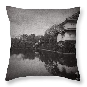 Imperial Palace Throw Pillow