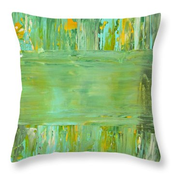 Impulse Throw Pillow