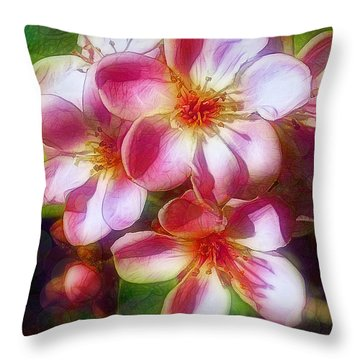 India Hawthorne Throw Pillow