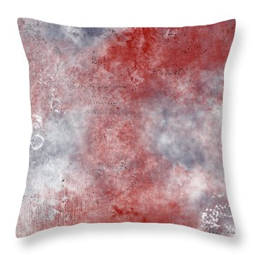 Inkheart Throw Pillow by Christopher Gaston