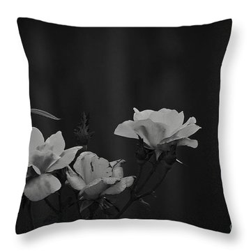Inner Strength Throw Pillow