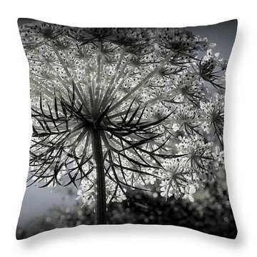 Intertwine Throw Pillow