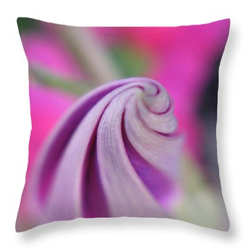 Throw Pillow featuring the photograph Irresistable Photography by Tina Marie