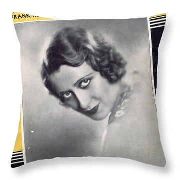 It's Love Throw Pillow by Mel Thompson