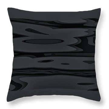 Throw Pillow featuring the digital art Iturortu by Jeff Iverson