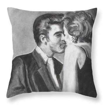 Jailbait Rock Throw Pillow