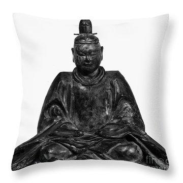 Japan: Nobleman Throw Pillow