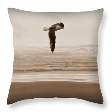 Throw Pillow featuring the photograph Jonathon by Jeanette C Landstrom