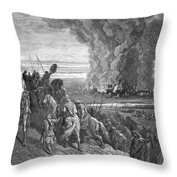 Joshua At Ai Throw Pillow by Granger