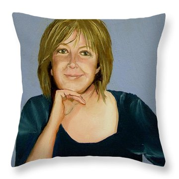 Juliet Throw Pillow