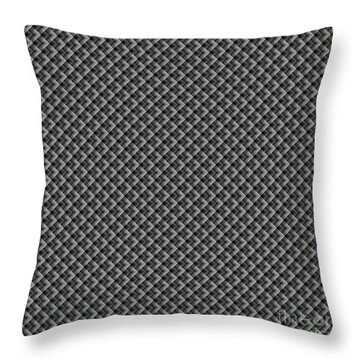 Kaleidoscope Throw Pillow by Henrik Lehnerer