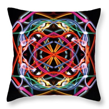 Knots I Throw Pillow