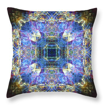 Knots Vi Throw Pillow