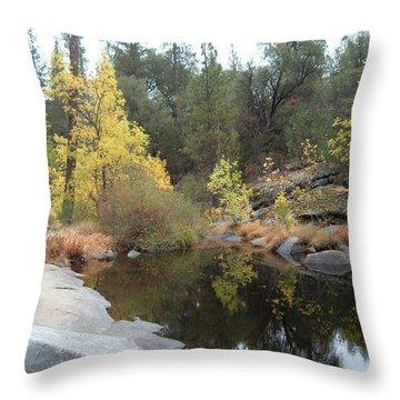 Sierra Nevada Throw Pillows