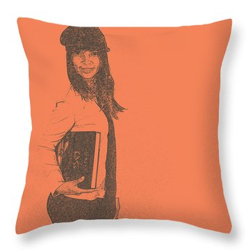 Lana Throw Pillow