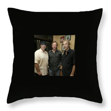 Musician Throw Pillows