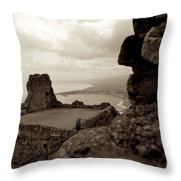 Last Greek Vestige 2 Throw Pillow