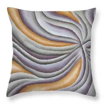 Layers Clx Throw Pillow