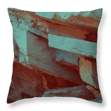 Anza Borrego Throw Pillows