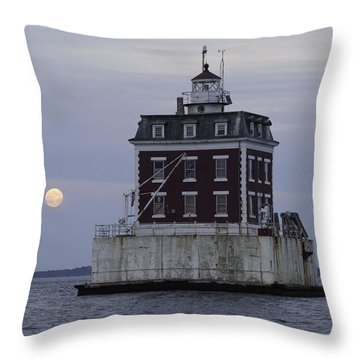 Ledge Light Throw Pillow