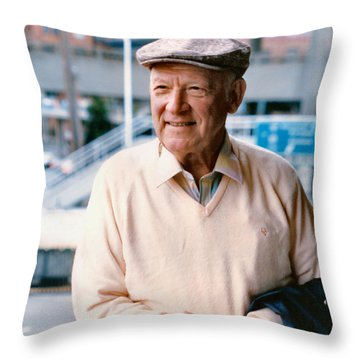 Legacy Of Love Throw Pillow by Rory Sagner