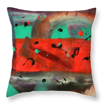 Let Me Off Throw Pillow by Everette McMahan jr