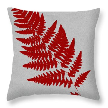Levere Throw Pillow by Bruce Stanfield