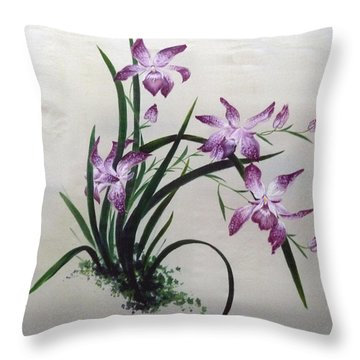 Light Of Day Throw Pillow by Rayne Van Sing