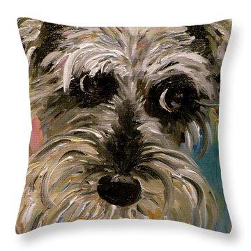 Li'l Millie Throw Pillow