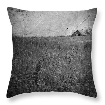 Little Songs And Skies  Throw Pillow by Jerry Cordeiro