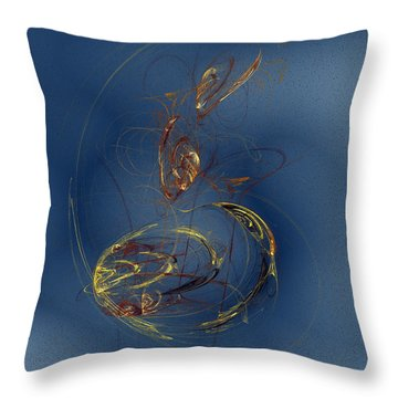 Local Variable Throw Pillow