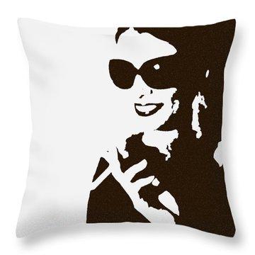 Lora Throw Pillow