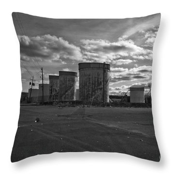 Mad Max Throw Pillow by Maglioli Studios