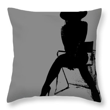 Magdalen Throw Pillow