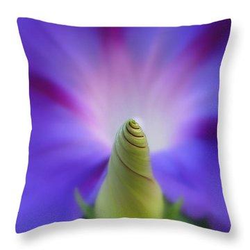 Magical Photography Throw Pillow