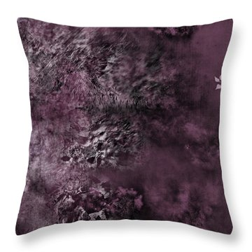 Majesty Throw Pillow by Christopher Gaston