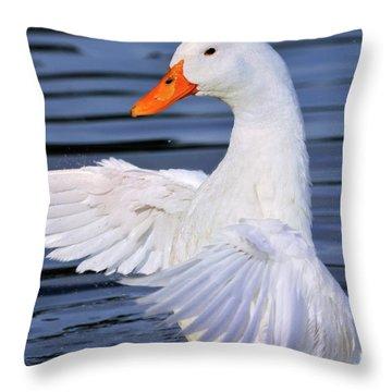 Make A Joyful Noise Throw Pillow
