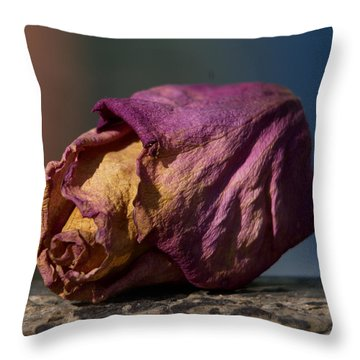Memory Of A Lost Love Throw Pillow